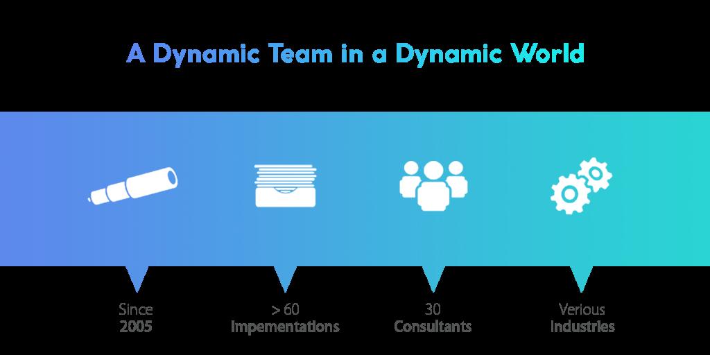 Guru Consulting four icon dynamics team